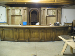 Custom Built Bar