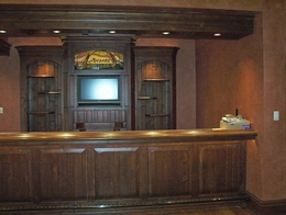 Kitchen Cabinets Carl 39 S Custom Carpentry Bars